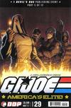Cover for G.I. Joe: America's Elite (Devil's Due Publishing, 2005 series) #29