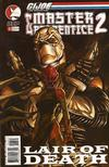 Cover for G.I. Joe: Master & Apprentice 2 (Devil's Due Publishing, 2005 series) #3 [Cover B]