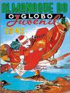 Cover for Almanaque Do O Globo Juvenil [Childs' World Annual] (Rio Gráfica e Editora, 1942 series) #1954