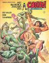 Cover for Conan de barbaar (Oberon, 1979 series) #1