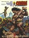 Cover for Conan de barbaar (Oberon, 1979 series) #4 - Slaaf van de Amazonekoningin