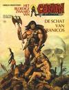 Cover for Conan de barbaar (Oberon, 1979 series) #10 - De schat van Tranicos