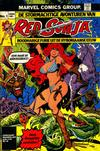 Cover for Red Sonja (Oberon, 1981 series) #1
