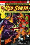 Cover for Red Sonja (Oberon, 1981 series) #3