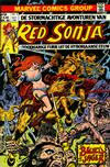 Cover for Red Sonja (Oberon, 1981 series) #9