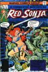 Cover for Red Sonja (Oberon, 1981 series) #10
