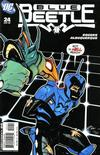 Cover for The Blue Beetle (DC, 2006 series) #24