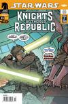 Cover for Star Wars Knights of the Old Republic (Dark Horse, 2006 series) #24