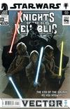 Cover for Star Wars Knights of the Old Republic (Dark Horse, 2006 series) #25