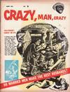 Cover for Crazy, Man, Crazy (Charlton, 1955 series) #v2#2