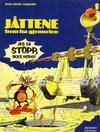 Cover for Jåttene (Hjemmet / Egmont, 1986 series) #1