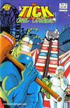 Cover for The Tick and Arthur (New England Comics, 1999 series) #4