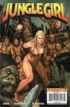 Cover for Jungle Girl (Dynamite Entertainment, 2007 series) #3