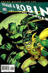 Cover for All Star Batman & Robin, the Boy Wonder (DC, 2005 series) #9 [Direct]