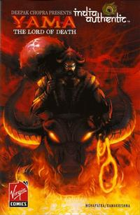 Cover Thumbnail for India Authentic (Virgin, 2007 series) #7