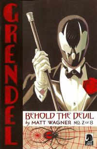 Cover Thumbnail for Grendel: Behold the Devil (Dark Horse, 2007 series) #2