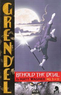 Cover Thumbnail for Grendel: Behold the Devil (Dark Horse, 2007 series) #3