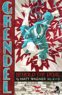Cover Thumbnail for Grendel: Behold the Devil (Dark Horse, 2007 series) #4