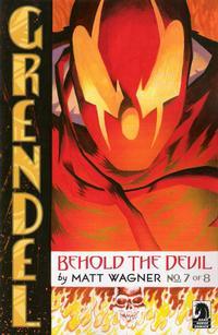 Cover Thumbnail for Grendel: Behold the Devil (Dark Horse, 2007 series) #7