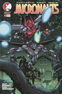 Cover Thumbnail for Micronauts (Devil's Due Publishing, 2004 series) #1