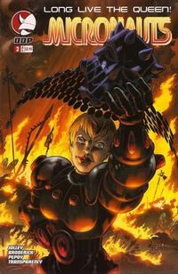 Cover Thumbnail for Micronauts (Devil's Due Publishing, 2004 series) #2