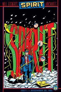 Cover Thumbnail for Will Eisner's The Spirit Archives (DC, 2000 series) #23