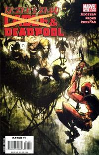 Cover Thumbnail for Cable & Deadpool (Marvel, 2006 series) #49 [Direct Edition]