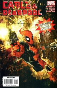 Cover Thumbnail for Cable & Deadpool (Marvel, 2006 series) #50