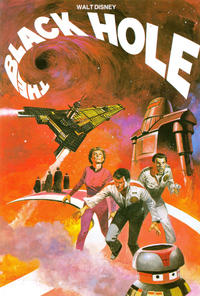 Cover Thumbnail for The Black Hole (Oberon, 1980 series)