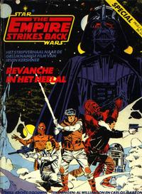 Cover Thumbnail for Star Wars The Empire Strikes Back (Oberon, 1980 series)