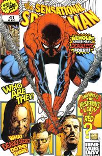 Cover Thumbnail for Sensational Spider-Man (Marvel, 2006 series) #41