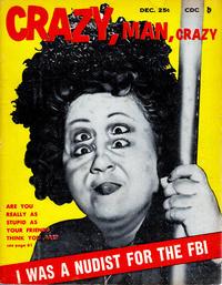 Cover Thumbnail for Crazy, Man, Crazy (Charlton, 1955 series) #v2#1