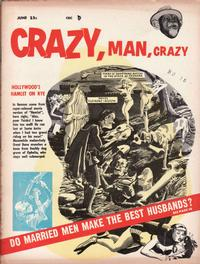 Cover Thumbnail for Crazy, Man, Crazy (Charlton, 1955 series) #v2#2
