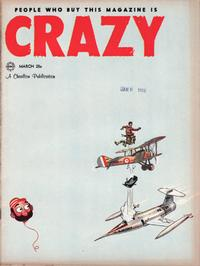 Cover Thumbnail for This Magazine Is Crazy (Charlton, 1957 series) #v4#8