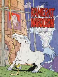 Cover Thumbnail for Kamerat Napoleon (Interpresse, 1985 series)