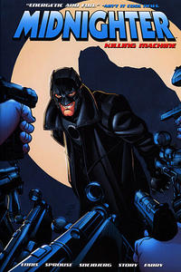 Cover Thumbnail for Midnighter (DC, 2007 series) #1 - Killing Machine