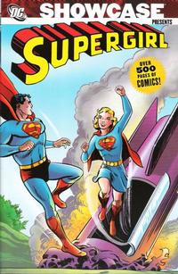 Cover for Showcase Presents: Supergirl (DC, 2007 series) #1