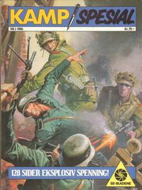 Cover Thumbnail for Kamp Spesial (Serieforlaget / Se-Bladene / Stabenfeldt, 1986 series) #1/1986