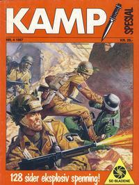 Cover Thumbnail for Kamp Spesial (Serieforlaget / Se-Bladene / Stabenfeldt, 1986 series) #4/1987