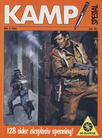 Cover Thumbnail for Kamp Spesial (Serieforlaget / Se-Bladene / Stabenfeldt, 1986 series) #3/1988