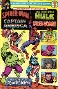 Cover Thumbnail for Spider-Man, Captain America, The Incredible Hulk and Spider-Woman (Marvel, 1981 series)