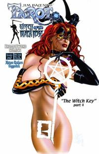 Cover Thumbnail for Tarot: Witch of the Black Rose (Broadsword, 2000 series) #47 [Cover B]