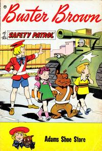 Cover Thumbnail for Buster Brown of the Safety Patrol (American Comics Group, 1960 series)