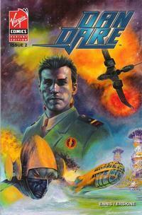 Cover Thumbnail for Dan Dare (Virgin, 2007 series) #2