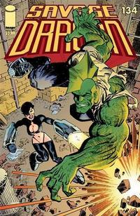 Cover Thumbnail for Savage Dragon (Image, 1993 series) #134