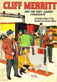 Cover Thumbnail for Cliff Merritt and the Very Candid Candidate (Brotherhood of Railroad Trainmen, 1968 ? series)