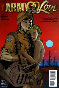 Cover Thumbnail for Army@Love (DC, 2007 series) #5