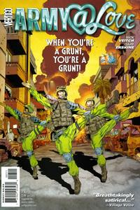 Cover Thumbnail for Army@Love (DC, 2007 series) #7