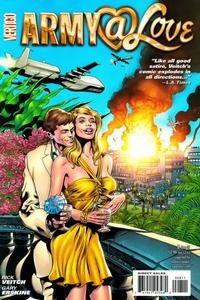 Cover Thumbnail for Army@Love (DC, 2007 series) #8