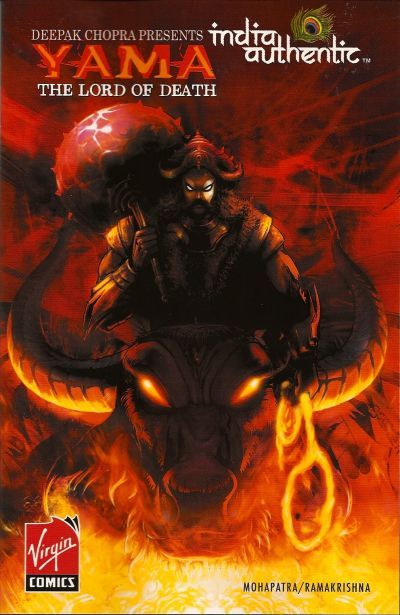 Cover for India Authentic (Virgin, 2007 series) #7